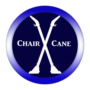 Chair Cane 3:1 Accessory image. Product development idea to sales